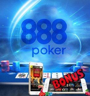 888 Poker iPhone Bonuses pokerludaos.com