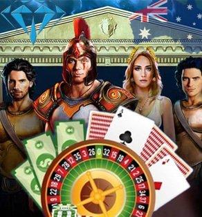 pokerludaos.com diamond reels casino poker
